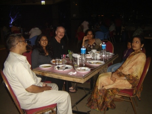 Dinner on 1st March 2014_Bangalore